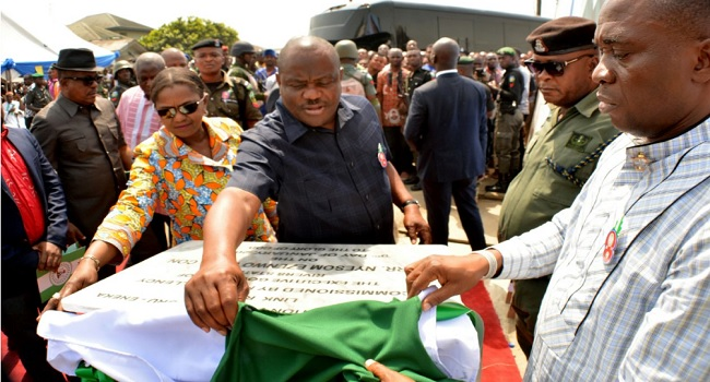 Rivers State Will Continue To Deliver Projects – Wike