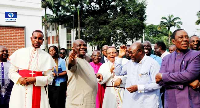 Wike Receives Methodist Church Of Cameroon Bishop, Lauds ...
