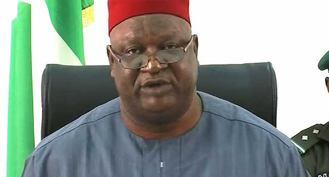 Centenary Project: Anyim Accuses Reps Member Of Bias