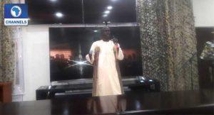 Repentant Boko Haram Terrorist Narrates How Colleagues Cut His Limbs