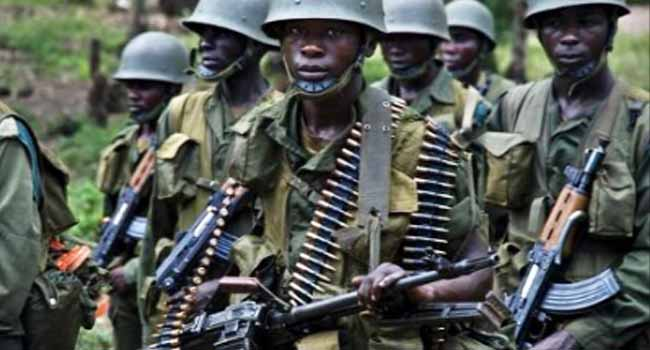 Congolese Soldiers Kill Over 100 In Clash With Militia Group