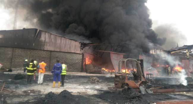NEMA: About 50 Disasters Recorded In Lagos, Ogun