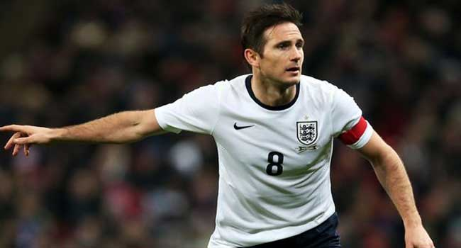 Lampard Retires From Professional Football
