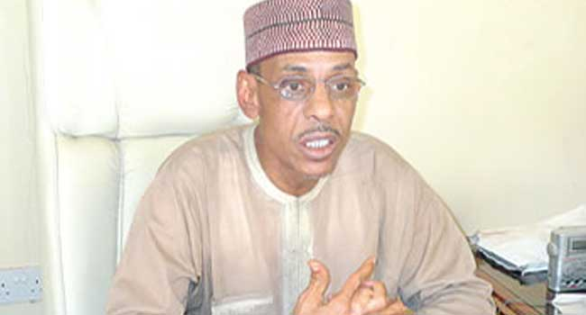 Saraki Appoints Baba Ahmed As Chief Of Staff