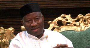 Goodluck Jonathan Hosts PDP Leaders