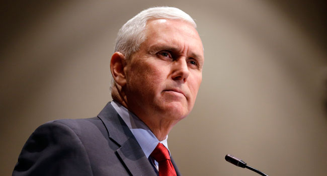 Pence To Leave For Turkey Within 24 Hours