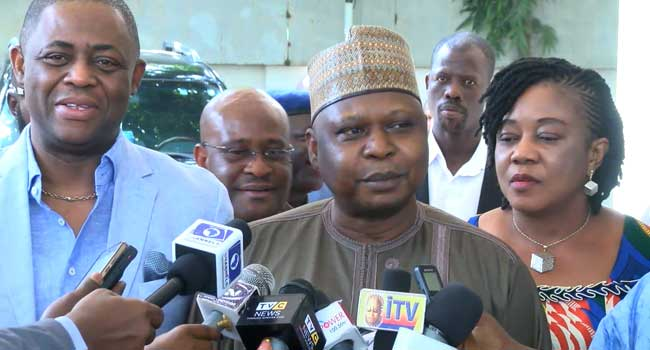 PDP Ministers Meet With Jonathan Over Party's Leadership Tussle