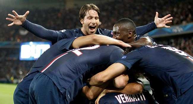 PSG Stun Barcelona 4-0 In Champions League Clash