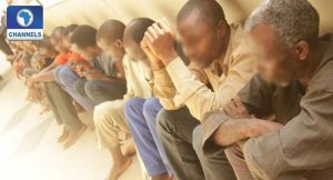 Over 800 Boko Haram Suspects Arrested In Kano