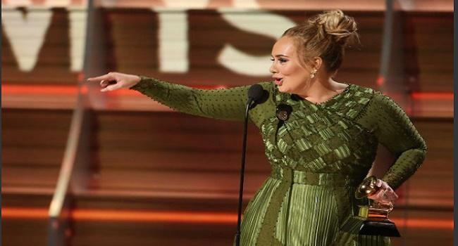 Grammy Awards: Adele Wins Big