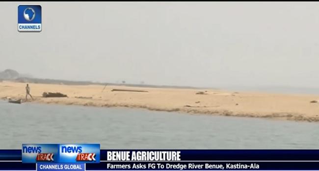 FG Urged To Dredge River Benue For Dry Season Farming