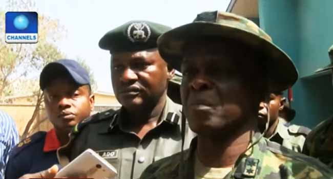 Security Operatives Intercept Baby Factory Syndicate In Plateau