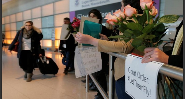 Middle East Travellers Rush To Take Advantage Of Trump Setback