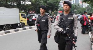indonesian-police