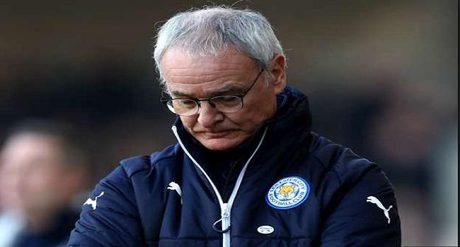 Leicester City Sack Claudio Ranieri