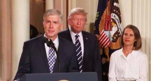 Trump Chooses Neil Gorsuch As Supreme Court Nominee