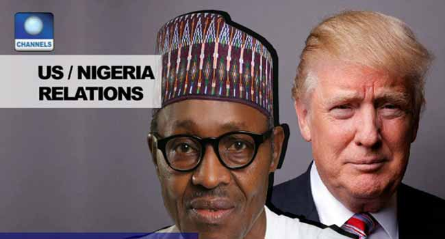 Trump Commends Buhari On Fight Against Terrorism