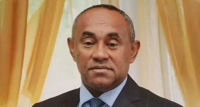 CAF President, Ahmad Thanks Delegates For Support