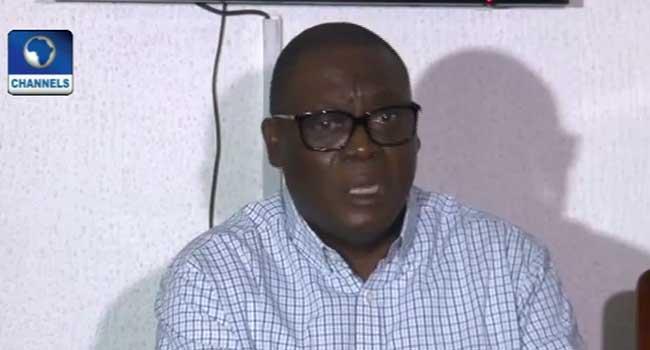 Mr Dayo Adeyeye