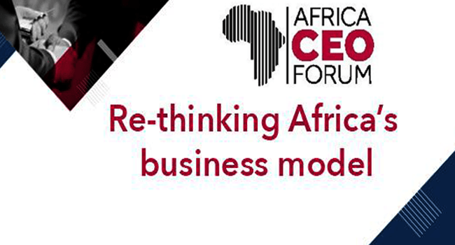 5th Africa CEO Forum To Kickoff March 20 In Geneva