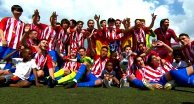 Atletico Beat NPFL Team To Win Gauteng Tournament