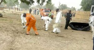 Seven Killed In Maiduguri Suicide Bombing