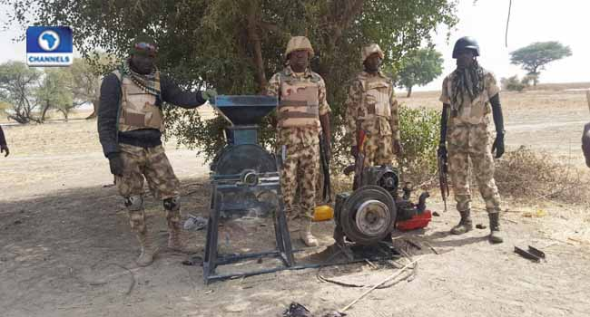 Eight Soldiers Killed By Boko Haram Insurgents In Borno