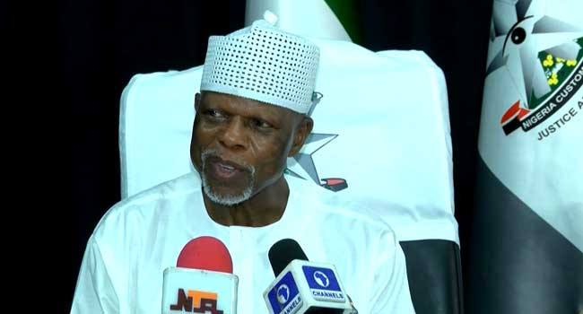 I Won't Appear Before Senate Until Court Ruling – Customs CG