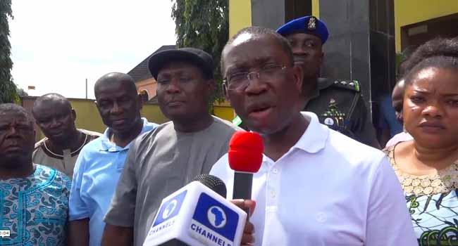 Okowa Pledges Commitment To Development In Delta