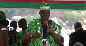 Ayodele Fayose Enacts Law Protecting Women's Rights In Ekiti
