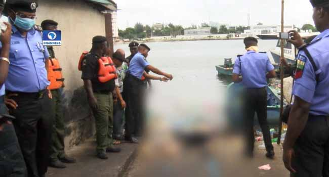 Marine Police Recover Allwell Orji's Body From Lagos Lagoon