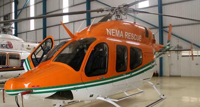 NEMA Deploys Helicopter, Ambulances To Kaduna