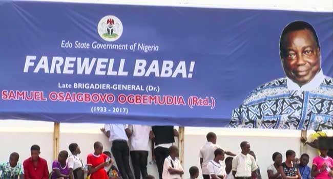 Elder Statesman, Samuel Ogbemudia Laid To Rest