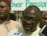 Federal Pensioners Protest Non-payment Of Arrears