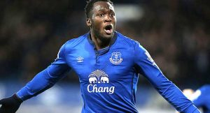 Lukaku Voted Premier League Player Of The Month