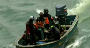 Woman Rescued After Jumping Into Lagos Lagoon