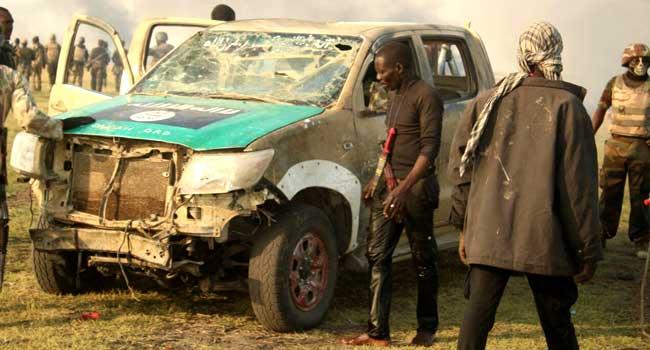 Troops Capture 14 Terrorists, Gun Trucks In Chikun Gudu