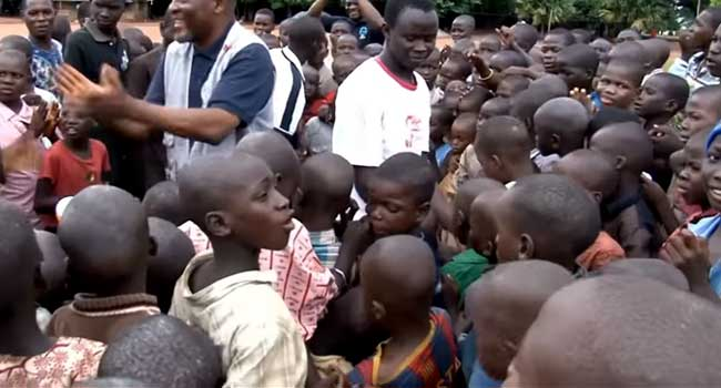 UNICEF Says About 50,000 IDP Kids Are Malnourished