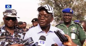 Ortom Sues For Calm Over Benue Market Attack