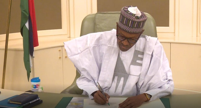 Buhari Accepts Role In AU Fight Against Corruption