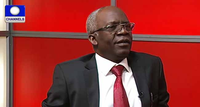 No Legislative House Has The Power To Suspend A Member – Femi Falana