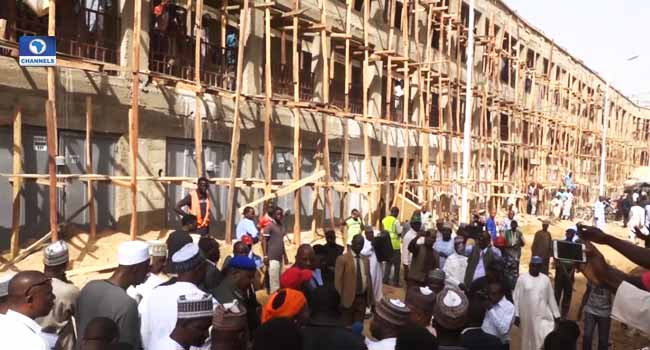 Infrastructure Expansion: 4000 Traders To Own Stalls In Kano