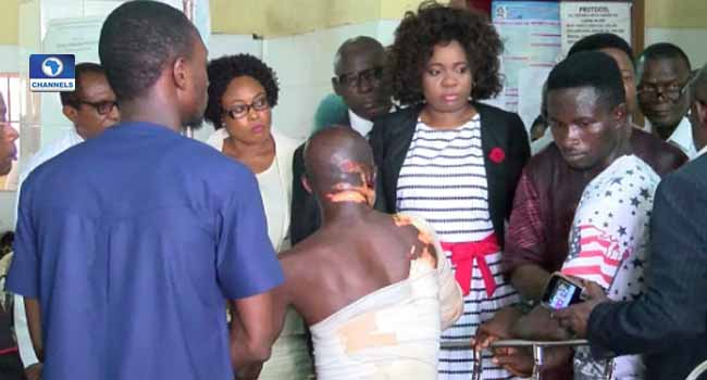 Kerosine Explosion: One Dead, 16 Others Severely Burnt In Calabar