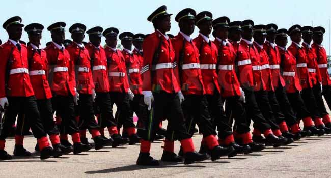 Ondo Police Command Decorates 86 Newly Promoted Officers