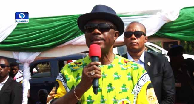 Obiano Inaugurates Committee On Onitsha Fire Disaster