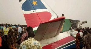 Plane Reportedly Crashes In South Sudan