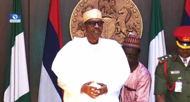 Again, Buhari, over 20 ministers absent at FEC meeting