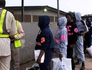 155 Nigerians Return From Libya