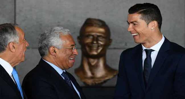 Madeira Airport Renamed In Honour Of C. Ronaldo