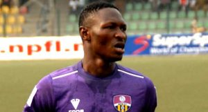 Sikiru Olatunbosun Bags CNN Football Goal of the Week